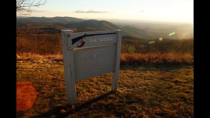 The Saddle- Timelapse on the Blue Ridge Parkway