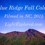 Blue Ridge Fall Colors