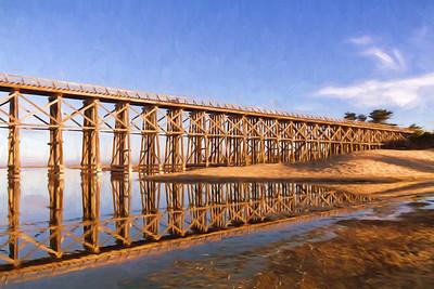 Pudding Creek Bridge