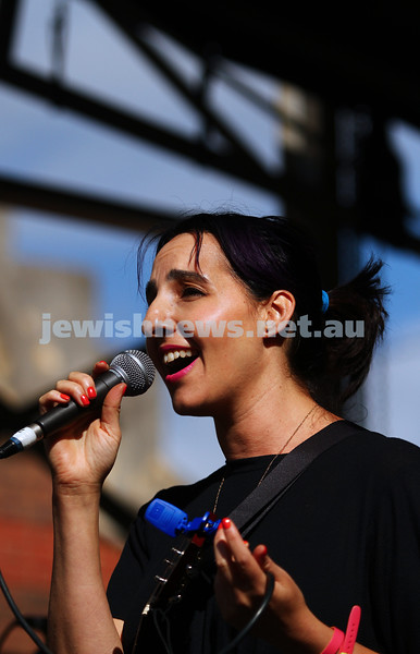 15-3-15. In One Voice. Elsternwick. Photo: Peter Haskin