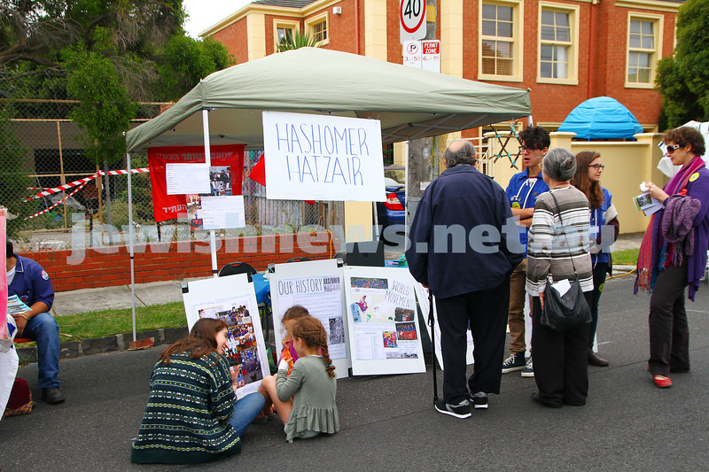 15-3-15. In One Voice street festival. Elsternwick. Photo: Peter Haskin