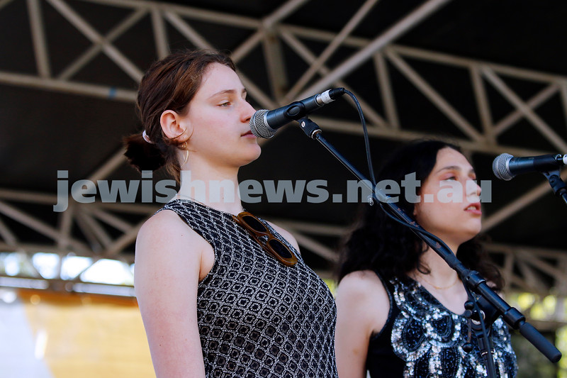 17-3-19. In One Voice festival. Elsternwick. Photo: Peter Haskin