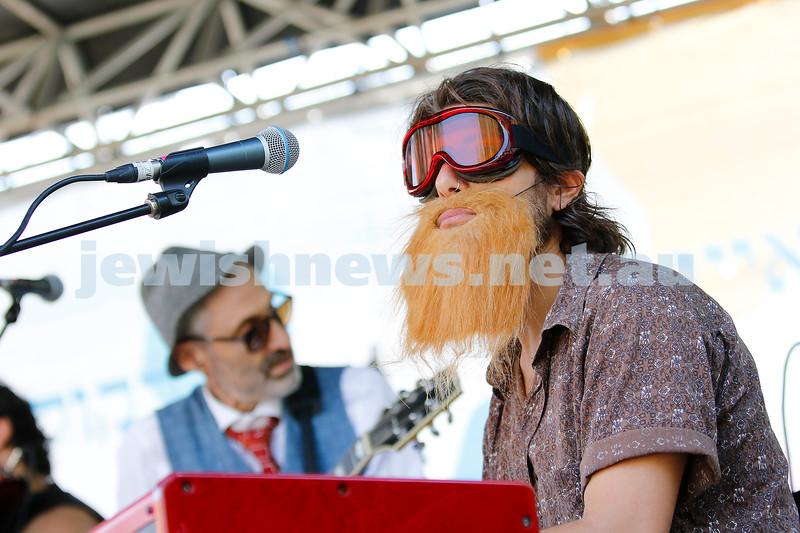 17-3-19. In One Voice festival. Elsternwick. Photo: Peter Haskin
