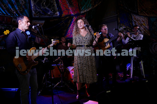 21-3-21. In One Voice at the old ABC studios, Elsternwick. Photo: Peter Haskin