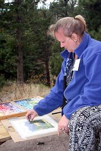 Jeannette Stutzman. Artist