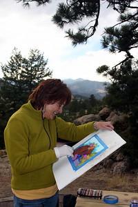 Karen Spotts, Artist