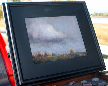 The art of Norbert Nagel, Crown Hill Park