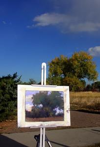 The art o Sabrina Stiles, Crown Hill Park