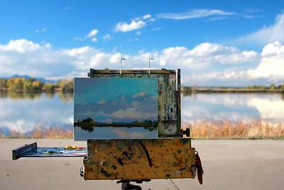 The art of Deborah McAllister, Crown Hill Park