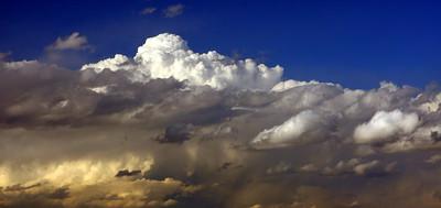 Clouds, Crown Hill Park