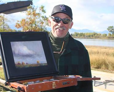 Norbert Nagel, Artist, Crown Hill Park