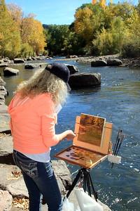 Janiece Linden, Artist