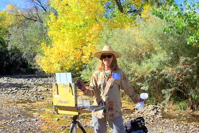 Artistic PoIse, Deborah McAllister, Clear Creek