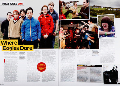 British Sea Power  Mojo Magazine