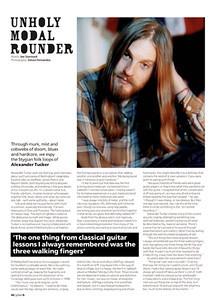 Alexander Tucker  Plan B Magazine