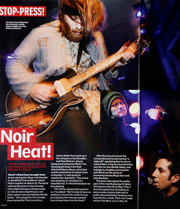 Black Keys  Mojo Magazine