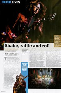Alabama Shakes  Mojo Magazine