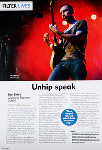 The Shins  Mojo Magazine