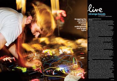 Approximately Infinte Universe  Plan B Magazine