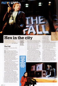 The Fall  Mojo Magazine