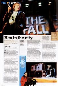 The Fall  Mojo Magazine