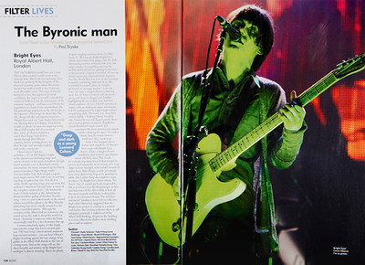 Bright Eyes  Mojo Magazine