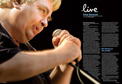 Daniel Johnston  Plan B Magazine