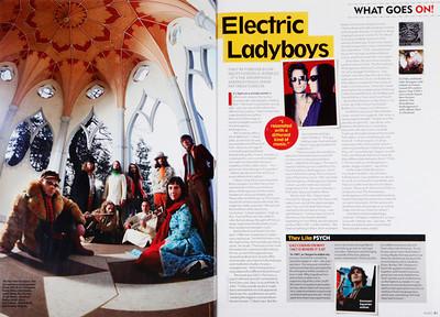 Amorphous Androgynous  Mojo Magazine