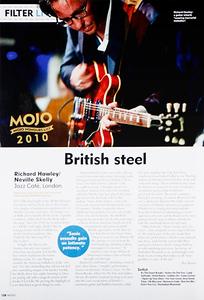 Richard Hawley  Mojo Magazine