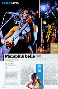 Valerie June  Mojo Magazine