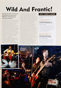 The Jim Jones Revue 2  Mojo Magazine