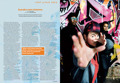 Buraka Som Sistema  Plan B Magazine