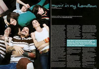 Cansei De Ser Sexy 2  Plan B Magazine