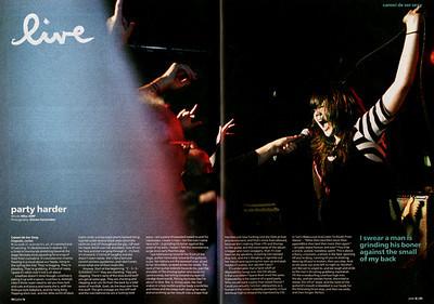 Cansei De Ser Sexy 4  Plan B Magazine