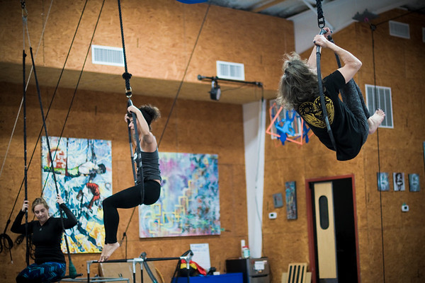 Performance workshops; 2/4/18 and 2/18/18