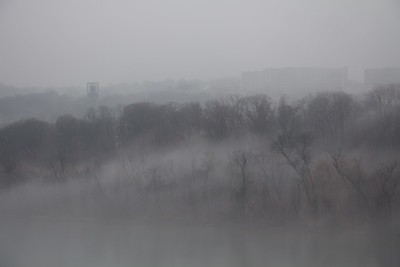 One Foggy Christmas Eve