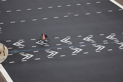 Bike on Penn Ave.