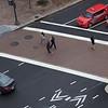Crosswalk on Penn Ave.