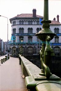 The seahorses of Grattan Bridge - 6