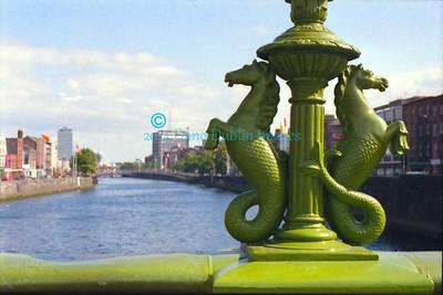 The seahorses of Grattan Bridge -  3
