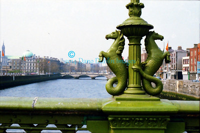 The seahorses of Grattan Bridge -  4