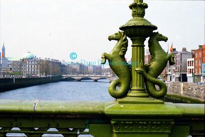 The seahorses of Grattan Bridge -  4