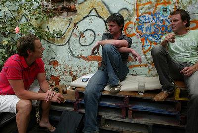 McConville/Dumbrell Interview, Feb 2007