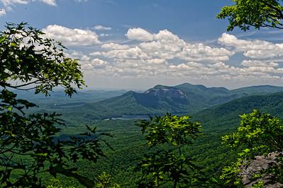 TableRock Mountain - Pickens County  SC