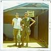 Lloyd (Grandpa) Tolliver & George Cotter