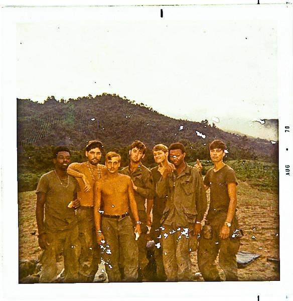 Smokey, Bruno, ?,? Rex Allen, ? & Bill Porath