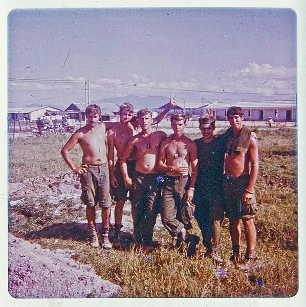 Hawk Hill, 1969