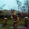 In the field February, 1970
