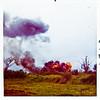 Napalm bombing