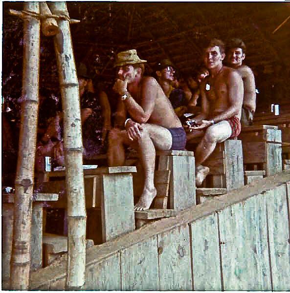Dwight Rose, Plowboy Jr., Roger Huffman, Cal Davis